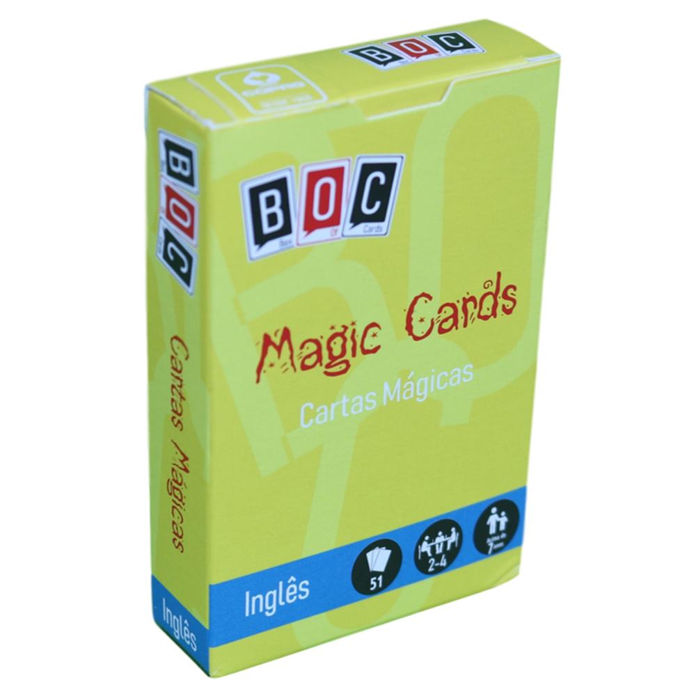Jogos de Cartas Cartas Mágicas
