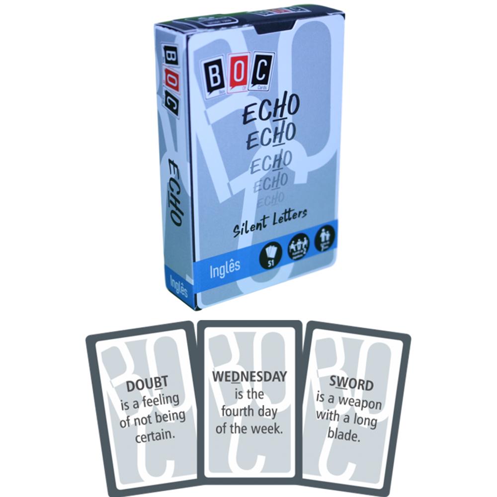 Jogos de Cartas Echo