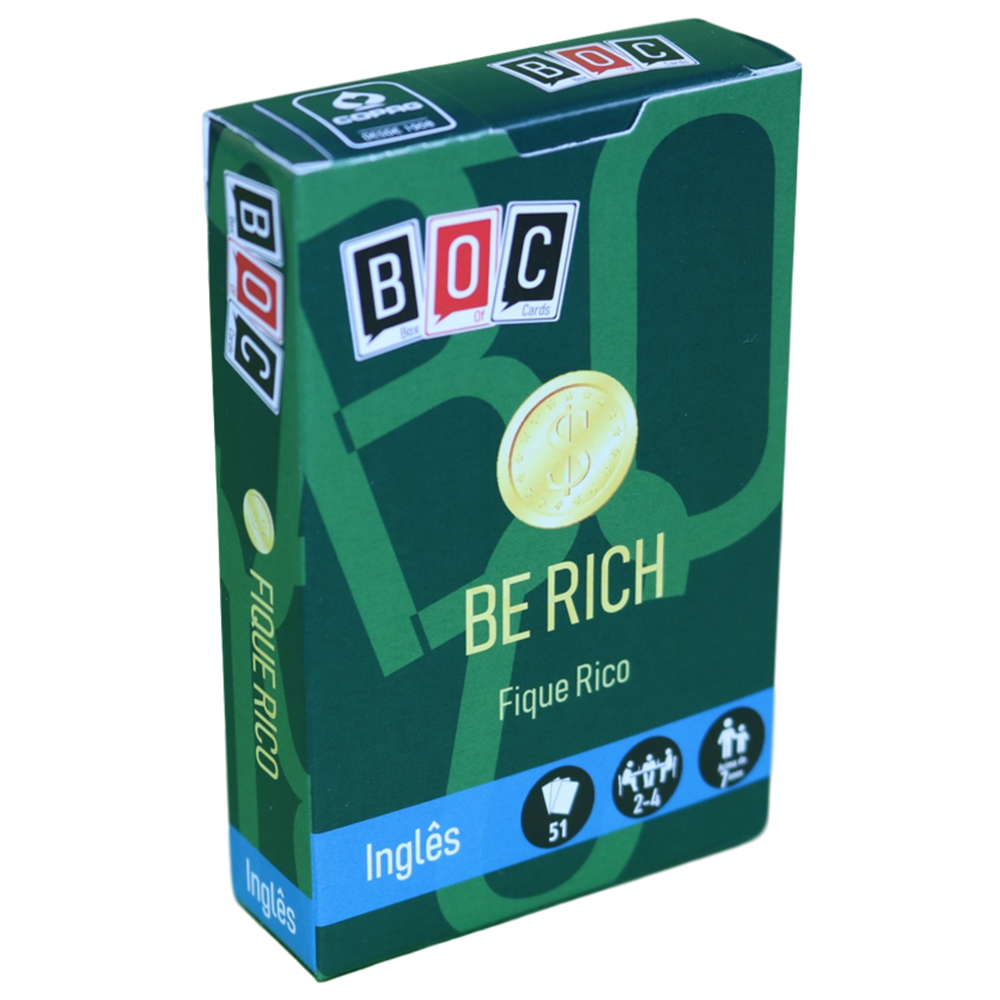 Jogos de Cartas Fique Rico