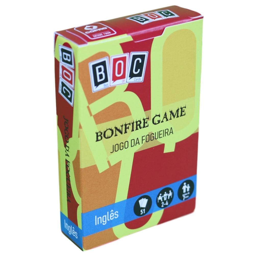 Jogos de Cartas Jogo da Fogueira