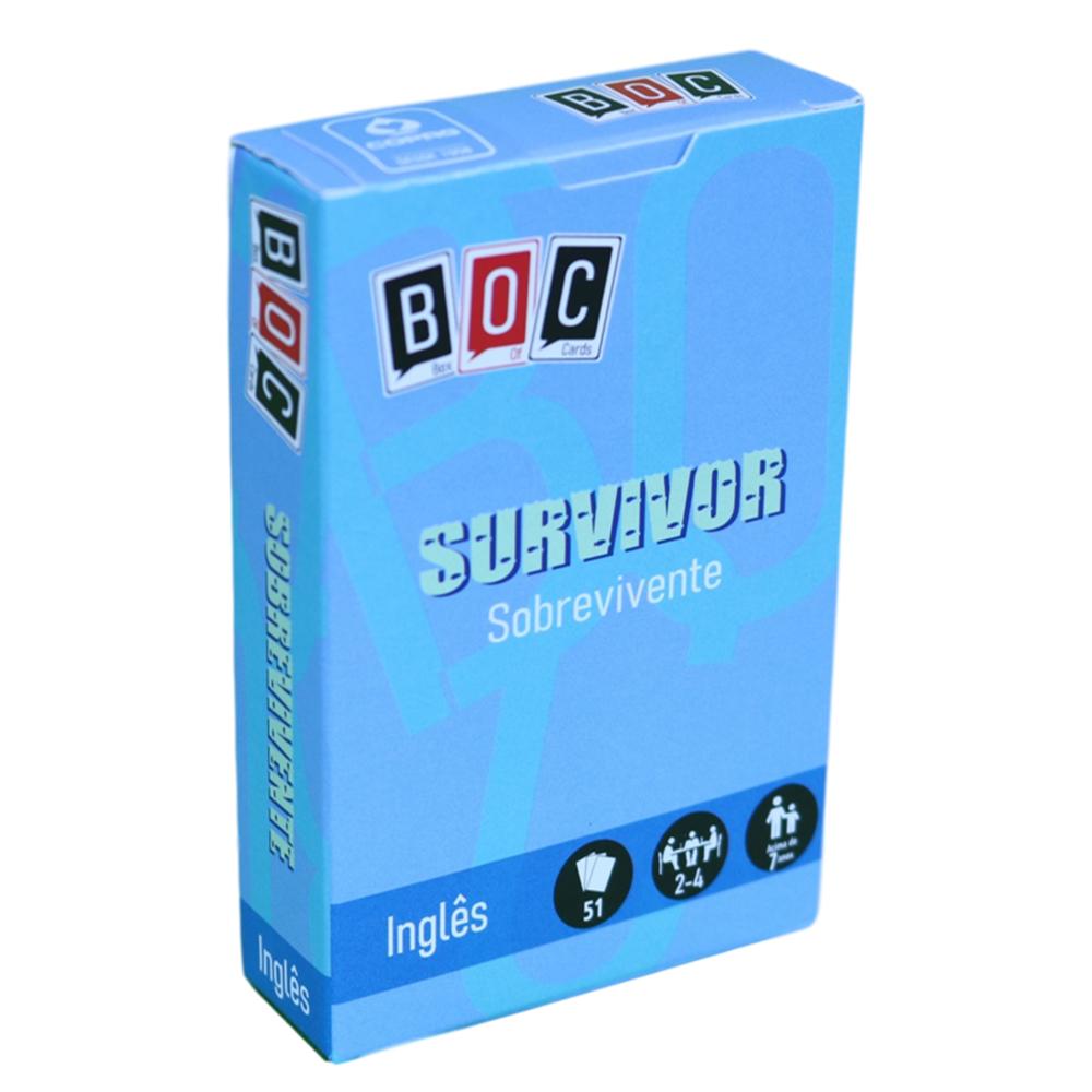 Jogos de Cartas Sobrevivente