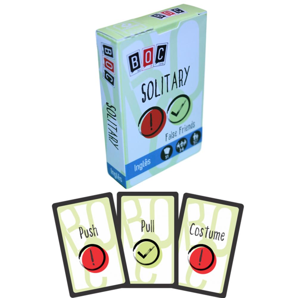 Jogos de Cartas Solitary