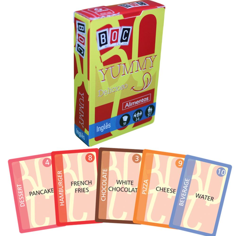 Jogos de Cartas Yummy