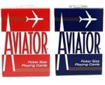 Kit Embaralhador de Baralho com Par de Aviator