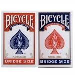 Kit Embaralhador de Baralho com Par de Bridge Size
