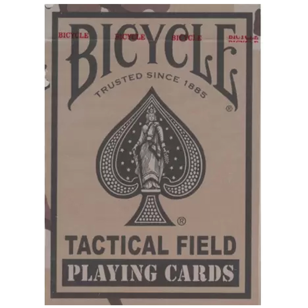 Par de Baralho Bicycle Tactical Field