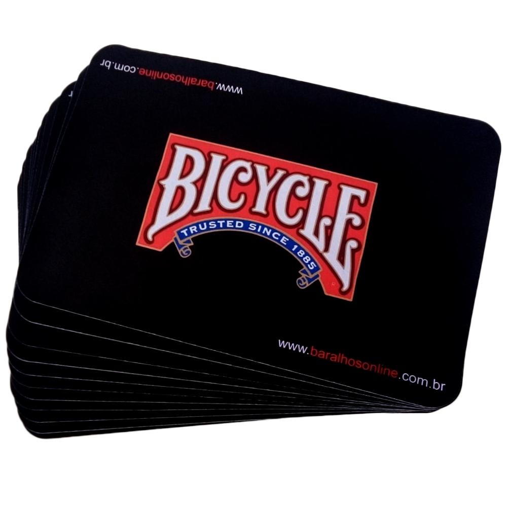 Tapete de mesa para Cartas  45 x 30cm Bicycle