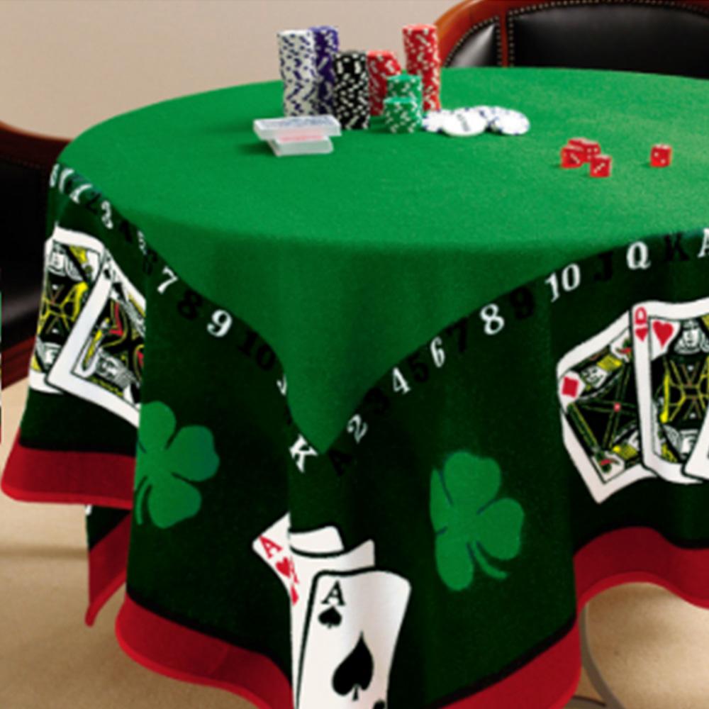 Toalha De Mesa Para Jogos Cartas