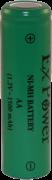 Bateria Aa 1500mah 1,2v Ni-mh EXPOWER
