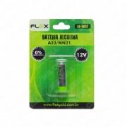 Bateria Alcalina A23 MN2112v Flex (FX-AK02)