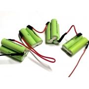 Bateria Aspirador Ergorapido Ergo:10-11-12-13-14 1300mah