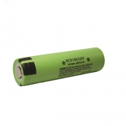 Bateria NCR18650 3,6V 3350mAh Alta Descarga 2C Panasonic