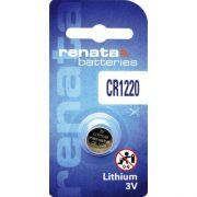 Bateria Renata Cr1220 Lithium 3v 38mah Swiss Made - Original