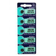 Bateria Sony 399/395 - Cartela com 05