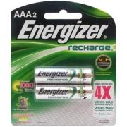 Pilha Energizer Recarregavel AAA2 com 1,2V