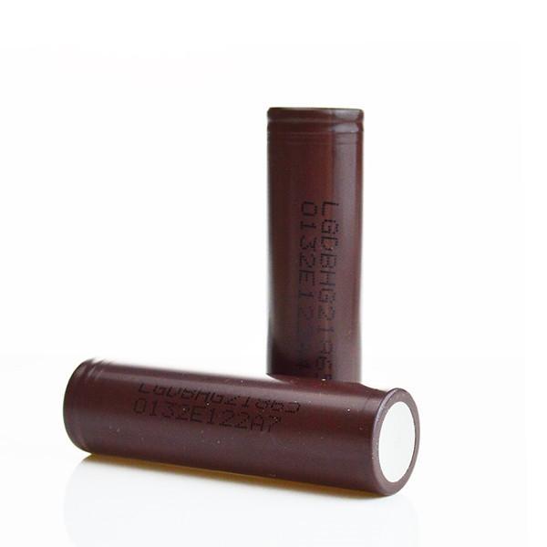 Bateria 18650 Lg Hg2 Chocolate