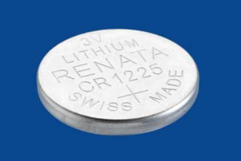 Bateria Botão CR1225 3V Lithium RENATA