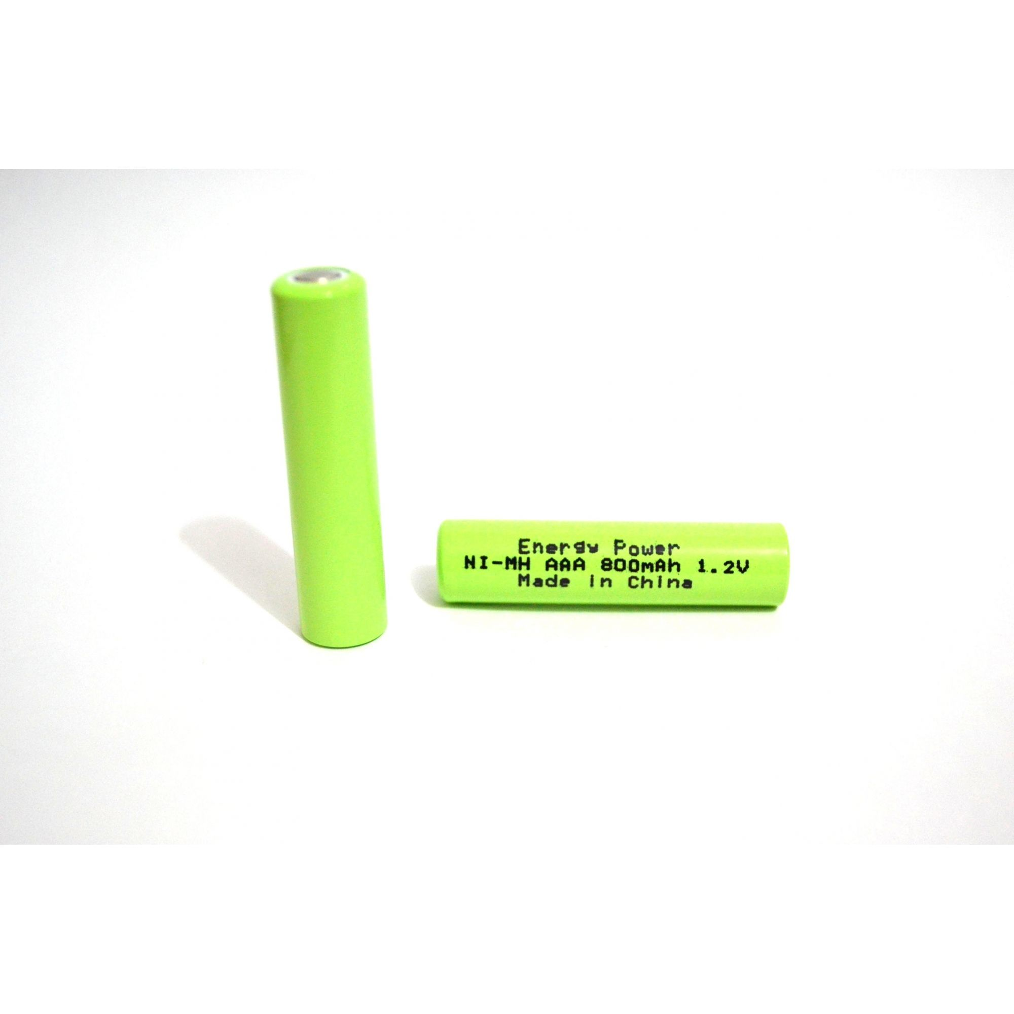 BATERIA ENERGY POWER  AAA 800MAH 1,2V NI-MH