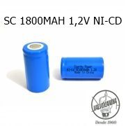 BATERIA ENERGY POWER SC 1800MAH 1,2V NI-CD