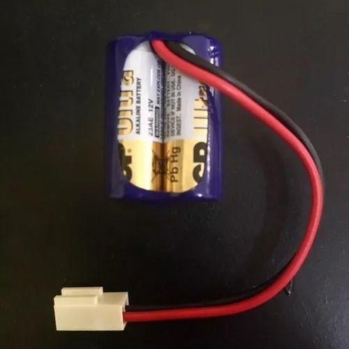 Bateria Pack A23 12v Flex Alcalina Com Conector 5051-2p