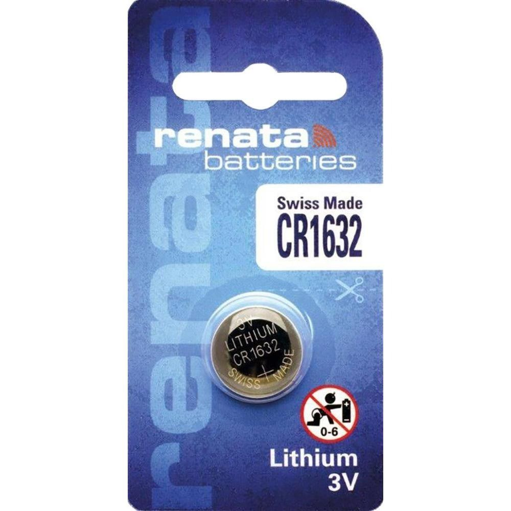 Bateria Renata Cr1632 Lithium 3v 137mah Swiss Made Original