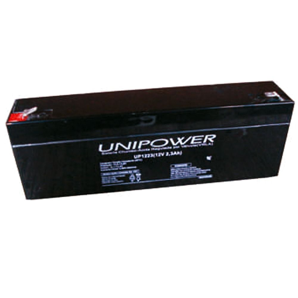 Bateria Selada 12v 2.3ah Up1223 Unipower