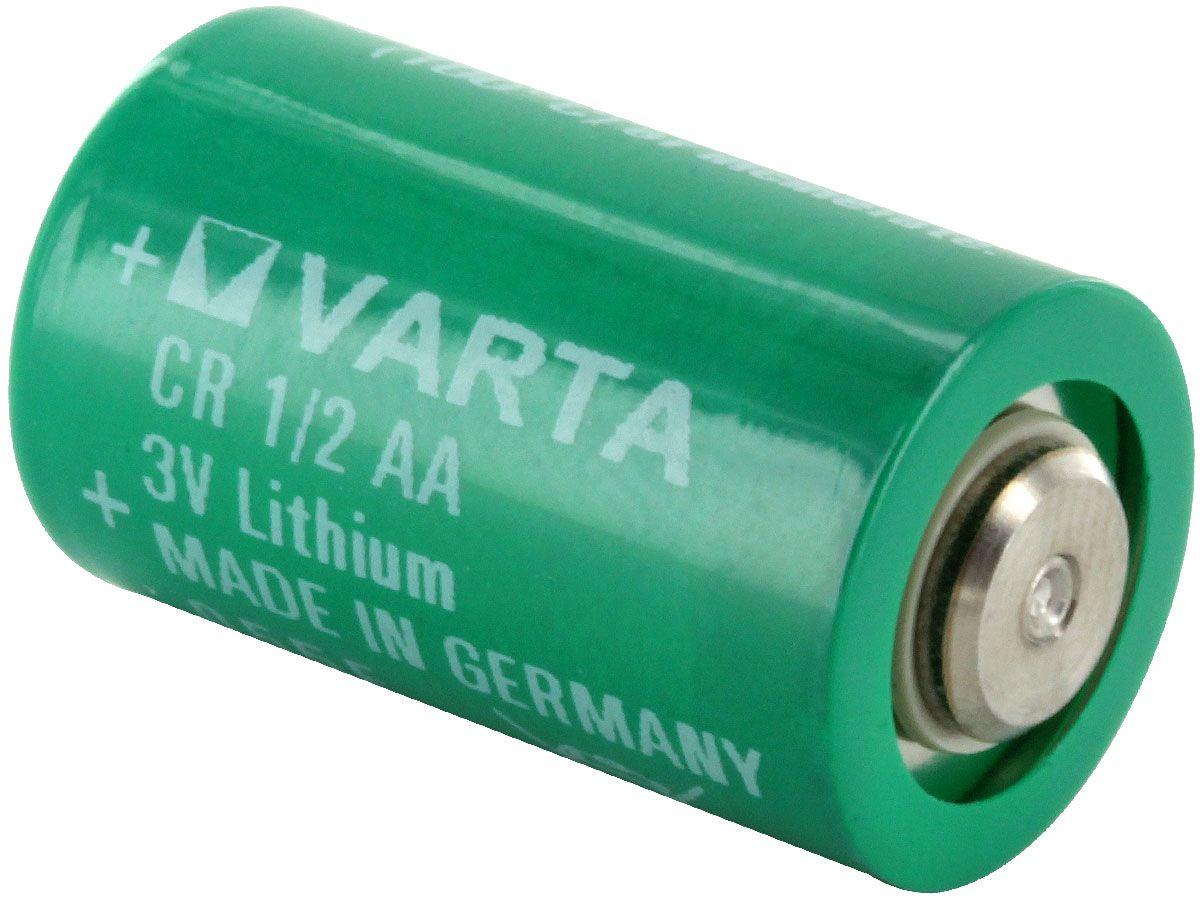BATERIA VARTA CR14250 1/2AA 3V LITHIUM 10PÇS