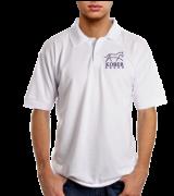 16f61e07e1 Camisa polo kober equus logo frente