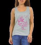 d0c4e4f76a Camiseta regata feminina cavalo Arvore