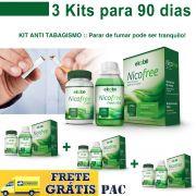 3 Kits Nicofree