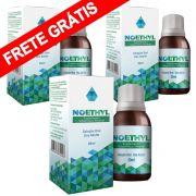 NOETHYL SOLUÇÃO - KIT 03 FRASCOS