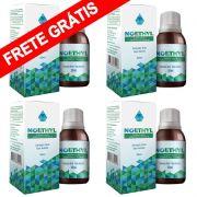 Noethyl Solução - Kit 04 Frascos