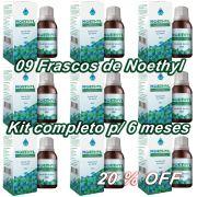 Noethyl - Kit Completo 09 Frascos
