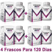 VIGGOR MAXX 4 Frascos