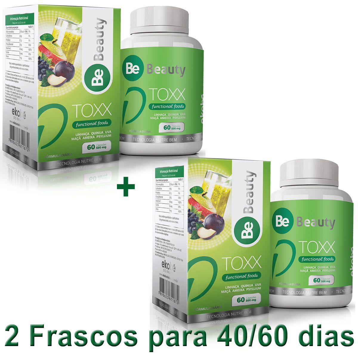 D TOXX 2 FRASCOS  - Loja Saúde - Produtos Naturais