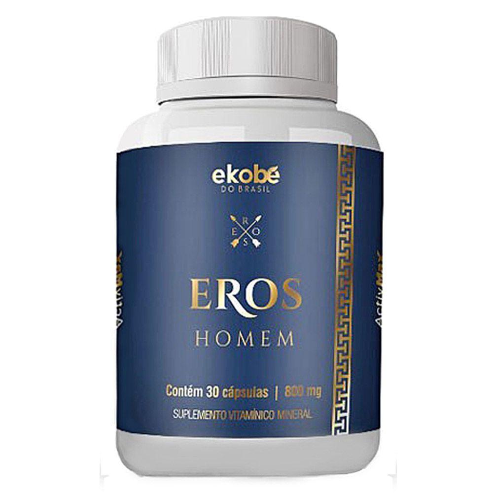 Estimulante Eros Homem  - Loja Saúde - Diagnósticos e Produtos Naturais