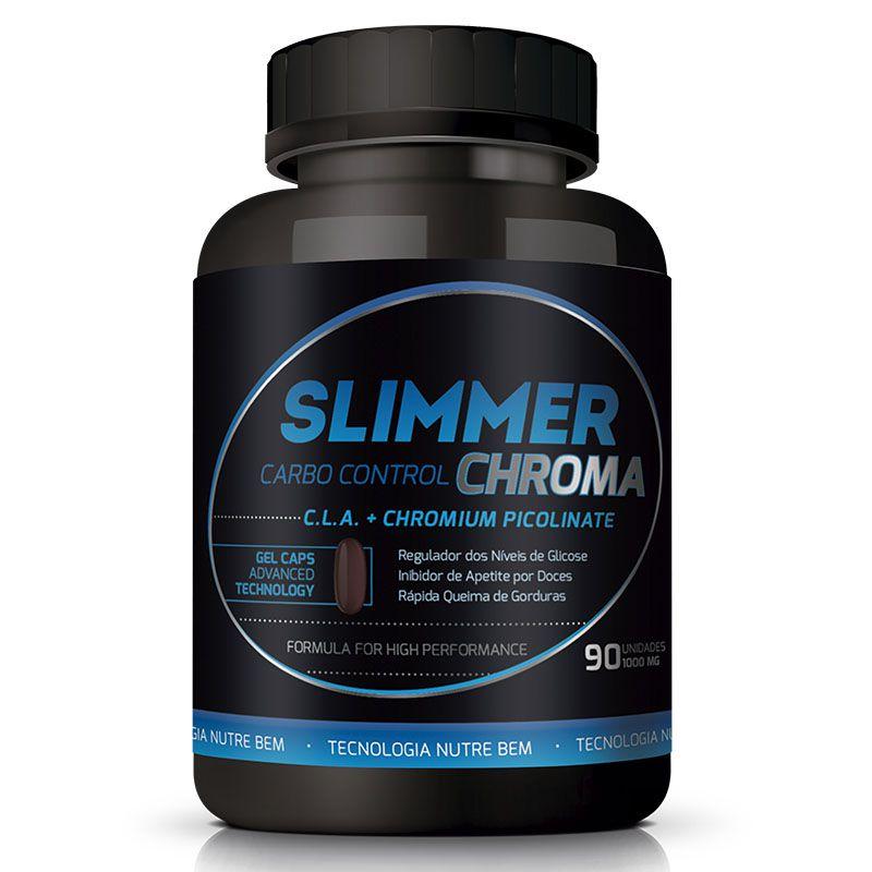 SLIMMER CHROMA  - Loja Saúde - Produtos Naturais