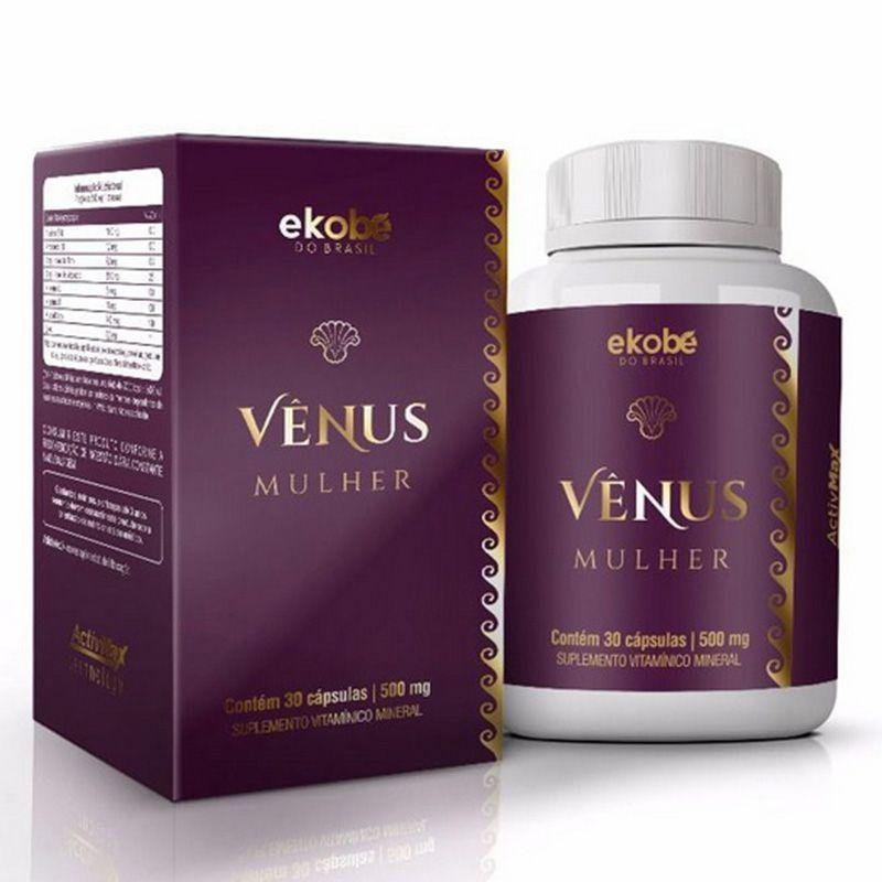 Estimulante Venus Mulher  - Loja Saúde - Diagnósticos e Produtos Naturais