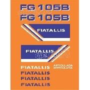 Kit Adesivos Fiatallis Fg 105b Fg105b
