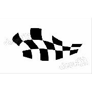 Adesivo Chevrolet Cruze Faixa Capo Paralama 3m Ctm514