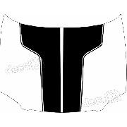Adesivo Corsa Capo 3m Ctm506