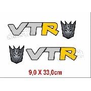 Emblema Resinado Lateral Citroen Vtr Res15