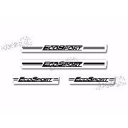 Soleira Resinada Ford Ecosport Sol1