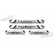 Soleira Resinada Ford Fusion Sol8