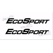 Adesivo Faixas Ford Ecosport 3m Eco011