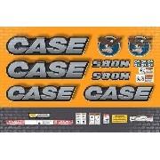 Kit Adesivos Case 580n