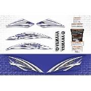 Kit Adesivo Jet Ski Yamaha Vx 110 Azul Jtki13