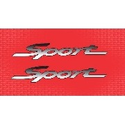 Emblema Adesivo Ford Courier Sport Crrie02