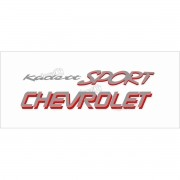 Adesivo Chevrolet Kadett Sport 2.0 Efi Porta Mala Cinza/verm