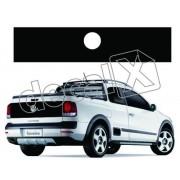 Adesivo Faixa Tampa Traseiro Volkswagen Saveiro St001